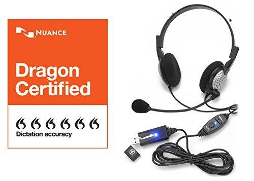 Nuance Dragon Medical USB Headse...