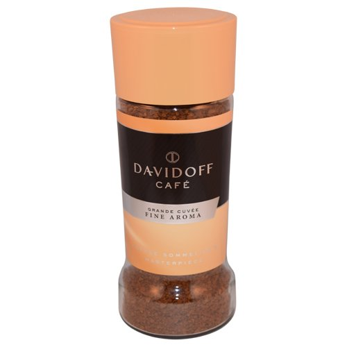 Davidoff Cafe Fine Aroma Instant Coffee, 3.5-Ounce Jars (Pack of 2) (Davidoff Cafe)