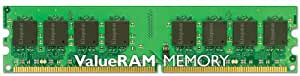 Kingston ValueRAM 2GB DDR2 400MHz DIMM Single Rank Desktop Server Memory