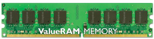 Kingston ValueRAM 4GB Kit (2x2GB) DDR2 400MHz DIMM Desktop Server Memory (D2 Kit Rackmount)