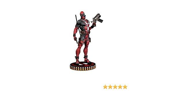Figura Estatua Deadpool 51 Cms: Amazon.es: Juguetes y juegos