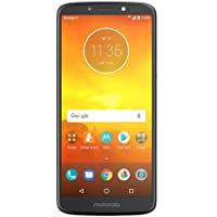 MOTOROLA PACH0008AU Moto E5 16GB Unlocked Mobile Phone, Gray