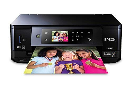 Epson Expression Premium XP-640 Small-in-One All-in-One Prin