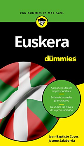 Euskera Para Dummies Spanish Edition Kindle Edition By