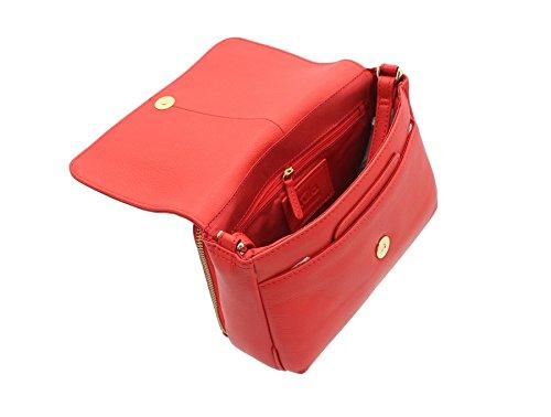 ORIGINALES de NAPPA Tula hombro / Cross Body Bag 8475 Beige Pillar Box