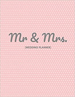 Mr and Mrs (Wedding Planner): Cute Wedding Organiser For ...