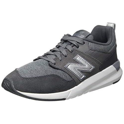 chollos oferta descuentos barato New Balance 009 MS009HD1 Medium Zapatillas Hombre Grey Magnet HD1 42 EU