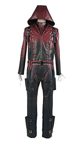 Very Last Shop Men's Archer Costume Black