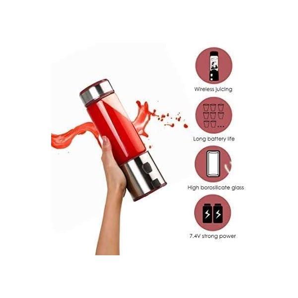 XYUN Juicer della frutta, Wide Mouth centrifuga Juicer Estrattore con Dual Speed Control for Frutta e verdura Juice… 3 spesavip