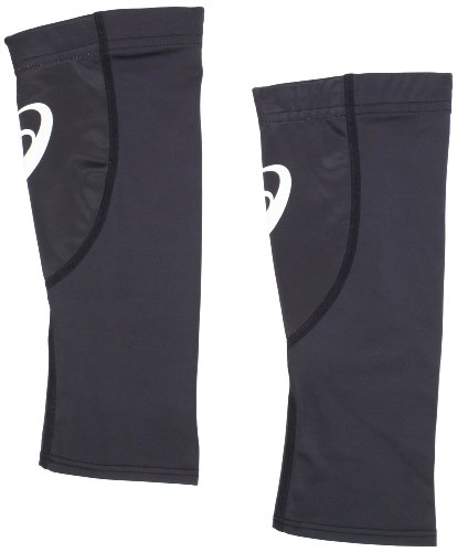Price comparison product image ASICS Blocks Calf Sleeve,  Black,  Medium