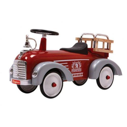 Rutscher und Bobby-Car Bestseller - Baghera Rutscher Feuerwehr