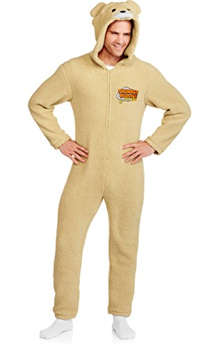 Ted c Thunder Buddies for Life Graphic 1 Piece Union Suit (XL) -