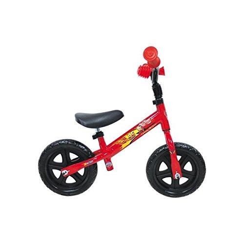 Générique - - Bicicleta sin Pedales 10 Pulgadas Cars 3 Disney ...