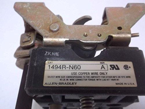 Allen-Bradley 1494R-N60 Rotary Disconnect Switch, 60A