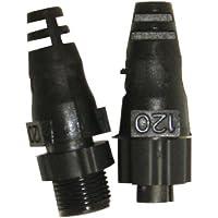 LOWRANCE LOW-000-0127-52 / Terminating kit, MFG# 000-0127-52, 120ohm 1 male/1 female, TR-120-KIT,