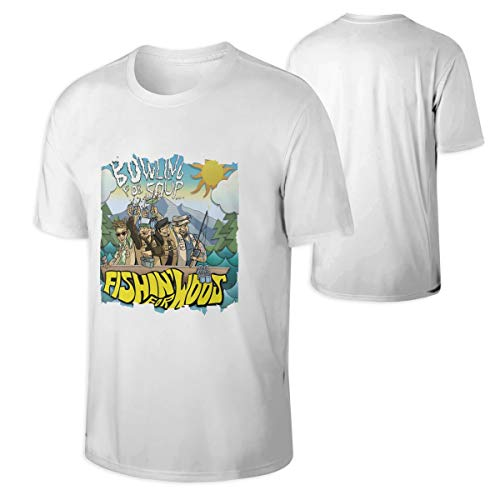 - Men's Bowling for Soup Classic Shirts Music Band Tee White S