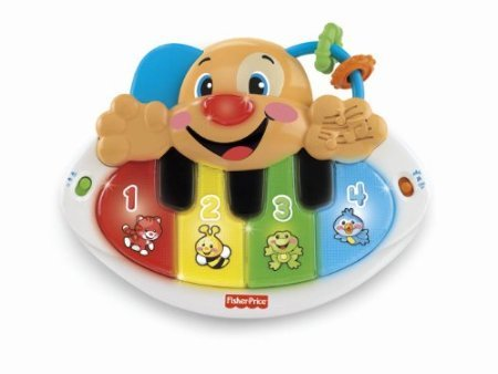 Fisher-Price Laugh and Learn Puppy's Piano