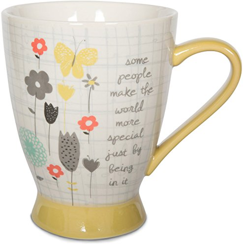 Pavilion Gift Company 74043 Someone Special Ceramic Mug, 16 oz, 5