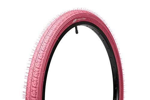 GT Bikes lp-5 Heritage自転車タイヤ – 26 x 2.20 B077ST52CP 26 x 2.20|ピンク ピンク 26 x 2.20