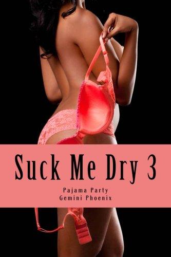 Suck Me Dry Pajama Fiction product image