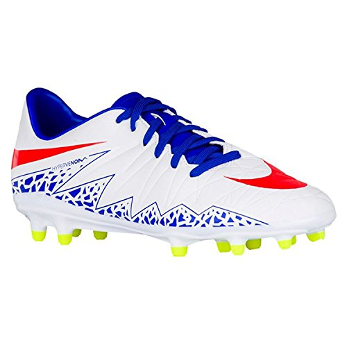 Women's Cleat M Blue White White Nike EU Soccer II 41 Phelon 7 Crimson Hypervenom UK B Racer M Bright FG B 4Axxqwg1d
