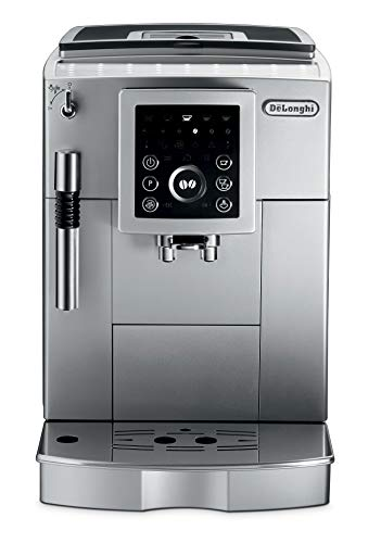 Delonghi ECAM23210SB Super Automatic Coffee Machine, Silver