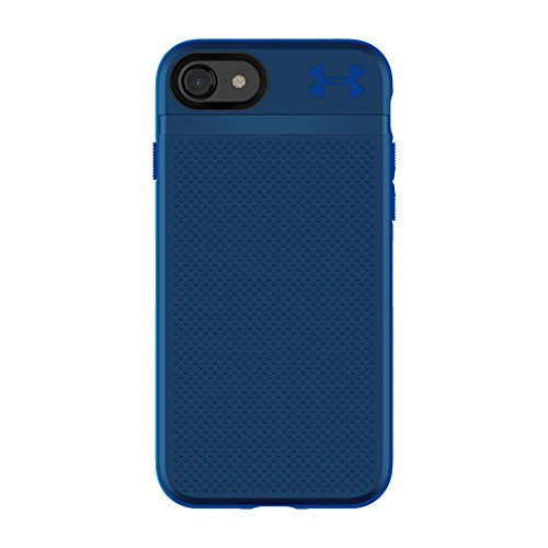 Under Armour UA Protect Stash Case for iPhone 8 & iPhone 7 - Midnight Navy/Mediterranean