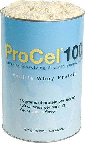 ProCel 100 Vanilla Case (6 cans) by Global Healing