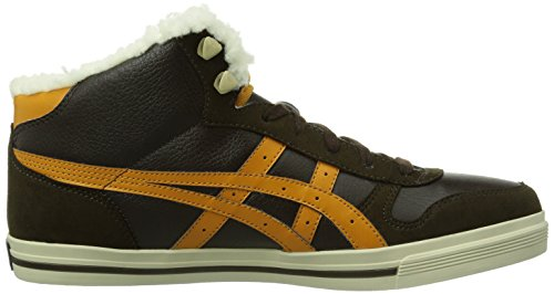 dark Brown Baskets tan Mt Mode 6271 Tiger Adulte Mixte Marron Aaron Onitsuka Z87Bqxx