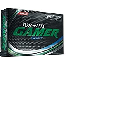 2016 Top Flite Gamer Soft (12 Pack)