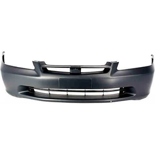 Front BUMPER COVER Primed for 1998-2000 Honda Accord