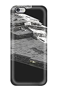 For Roderick T Pruitt Iphone Protective Case, High Quality For Iphone 6 Plus Artistic Imperial Star Destroyer Skin YY-ONE