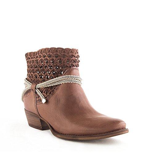 Felmini Cowboy Kelly Para Enamorarse Mujer Zapatos 8273 Com Botines prqwp8