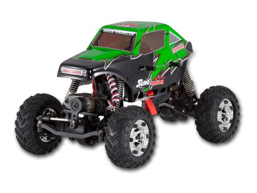 Crawler Micro Rock - Redcat Racing Sumo Electric Crawler, Green, 1/24 Scale