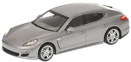 2011 Porsche Panamera S Hybrid in Silver Metallic
