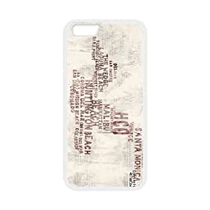 iPhone6 Plus 5.5 inch Phone Case White HOLLSTER WTHG1017792