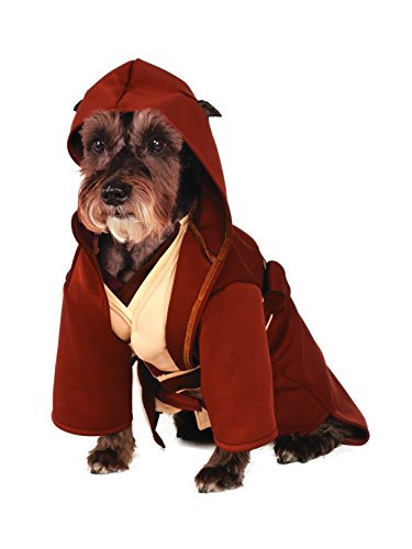 Rubie's Star Wars Classic Jedi Robe Pet Costume, Small