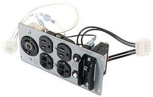 American Power Conversion Backplate (American Power Conversion Backplate kit - Part Number SU027RM2U)