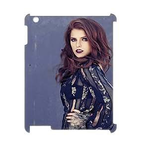 J-LV-F Anna Kendrick Pattern 3D Case for iPad 2,3,4