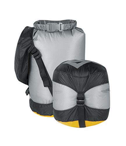 ( Sea to Summit Ultra-Sil Compression Dry Sacks, Grey, 10 Liter)