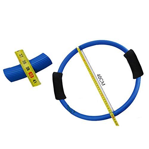 1Pcs RUNSTAR Pilates Ring Magic Circle Dual Grip Sporting Goods Yoga Exercise Fitness