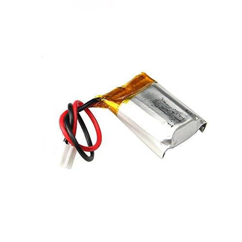 Spare Li-Po rechargeable battery Crzayflie Nano Quadcopter 180 mAh 3.7 V