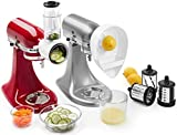 KitchenAid KSMVSJA Slicer/Shredder and Citrus