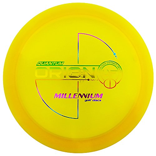 Millennium Quantum Orion LF Driver Golf Disc [Colors May Vary] - 173-175g ()