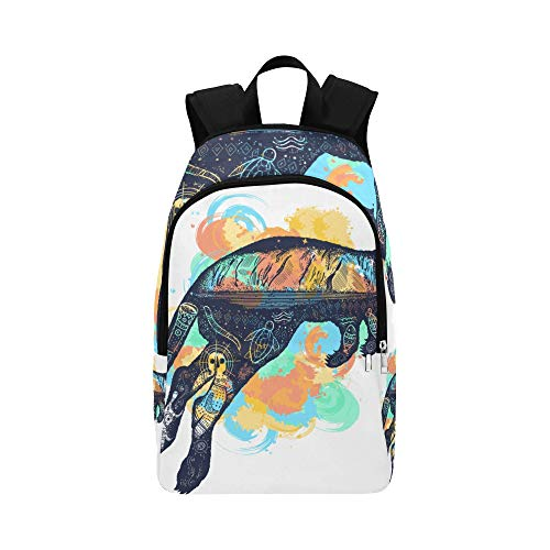 The Brown Carton Kangaroo is Running Casual Daypack for sale  Delivered anywhere in Canada