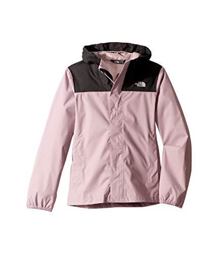 The North Face Kids Girl's Resolve Reflective Jacket (Little Kids/Big Kids) Ashen Purple X-Large -