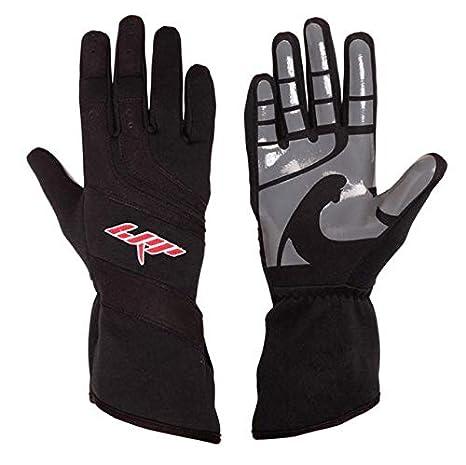 Freedom Gloves Highest protection LRP Kart Racing Gloves Blue, S