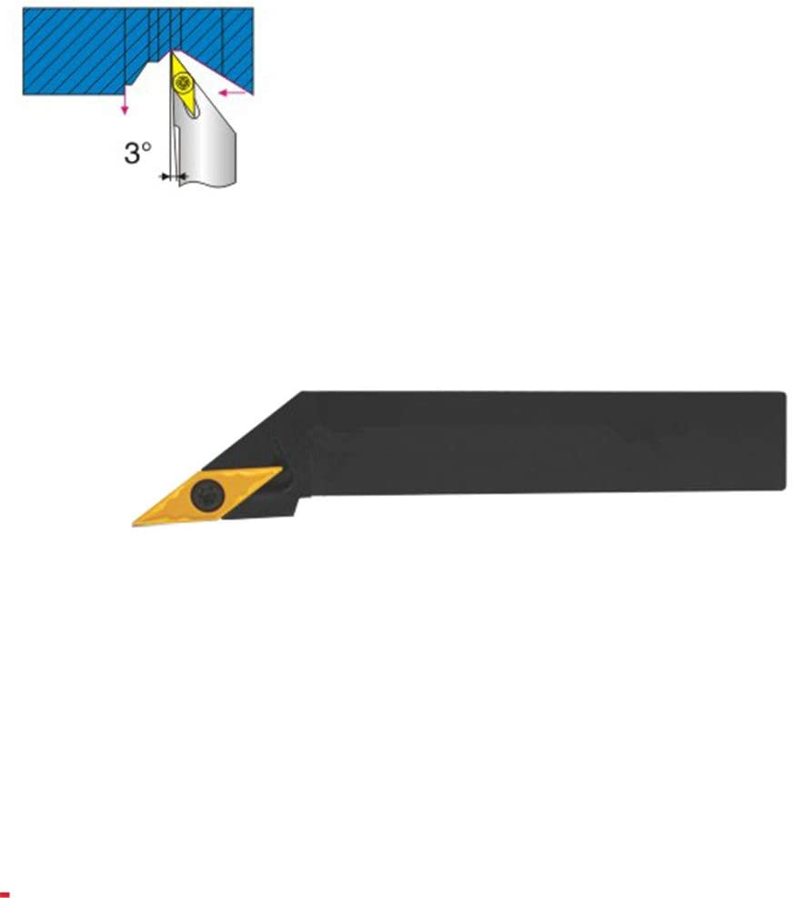 Gaobey 93/°SVJCR 2020K16 Index External Lathe Turning Holder For VCMT inserts