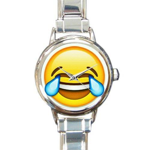 Laugh a gritar Emoji impresión de la señora de acero ...