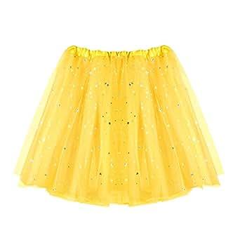 ffe5af7ddd Rcool Falda Corta Faldas Faldas Mujer Invierno Faldas largas Falda Flamenca  Mujer